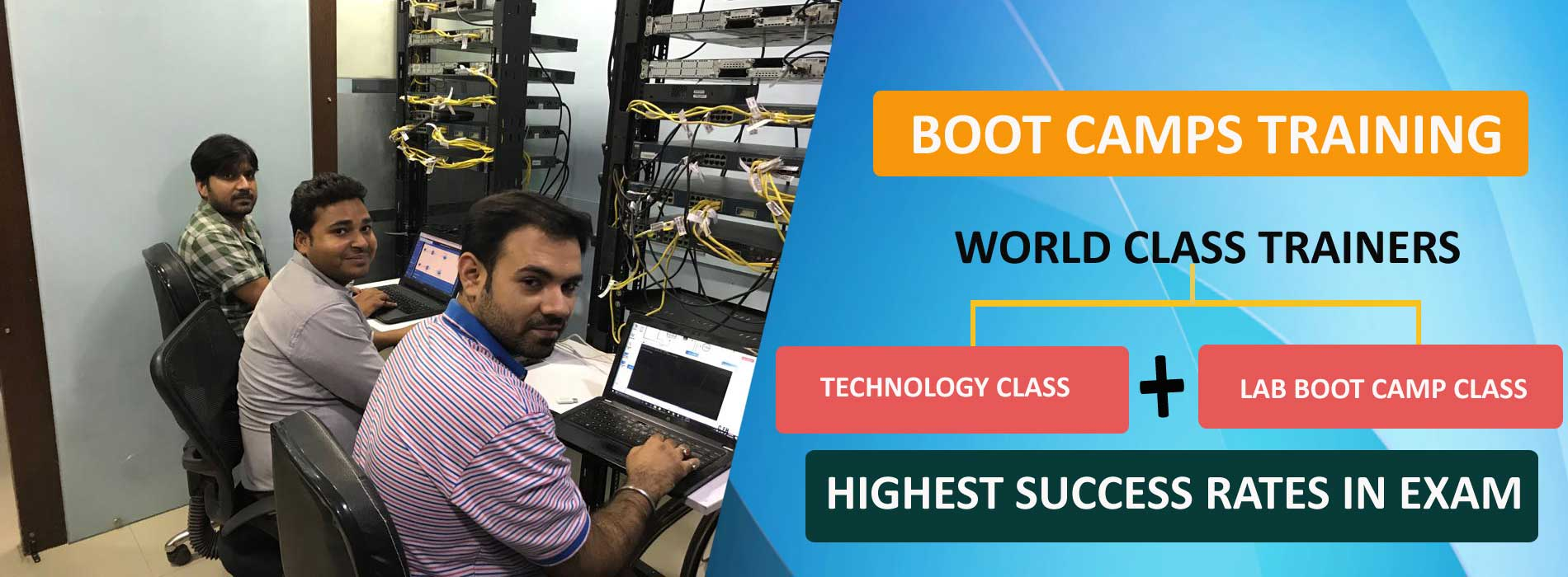 CCIE boot camp training