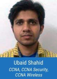 Ubaid Shahid