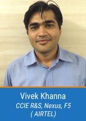 Vivek Khanna