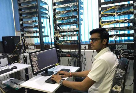 Yatiraj: CCNP Security Student